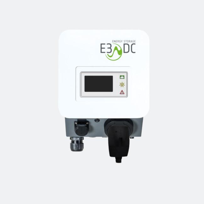 E3DC Autoladestation